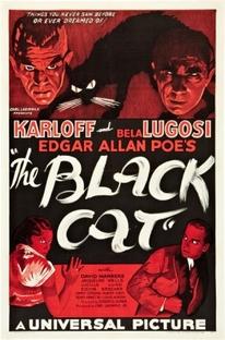 O Gato Preto - Poster / Capa / Cartaz - Oficial 1