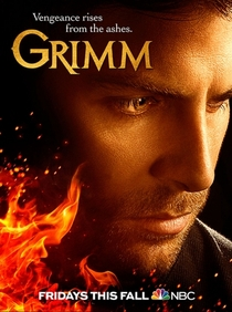 Grimm (5ª Temporada) - Poster / Capa / Cartaz - Oficial 1