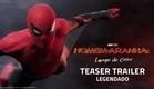 Homem-Aranha: Longe de Casa | Teaser Trailer Internacional  | LEG | 04 de julho nos cinemas