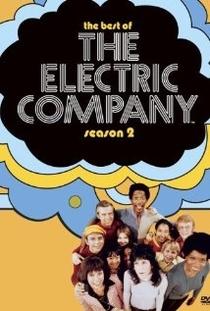 A Empresa de Energia Elétrica - Poster / Capa / Cartaz - Oficial 1