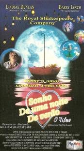 Sonho de Uma Noite de Verão - O Filme - Poster / Capa / Cartaz - Oficial 1