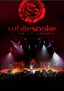 Whitesnake - Live In Japan - Poster / Capa / Cartaz - Oficial 1