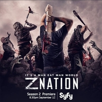 Z Nation (2ª Temporada) - Poster / Capa / Cartaz - Oficial 2