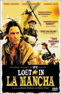Perdido em La Mancha - Poster / Capa / Cartaz - Oficial 2