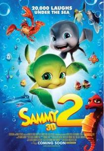 As Aventuras de Sammy 2: A Grande Fuga - Poster / Capa / Cartaz - Oficial 1