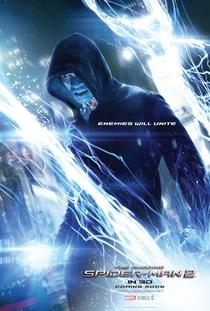 O Espetacular Homem-Aranha 2: A Ameaça de Electro - Poster / Capa / Cartaz - Oficial 8