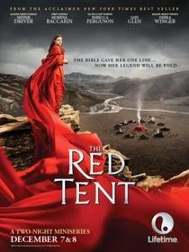 A Tenda Vermelha - Poster / Capa / Cartaz - Oficial 1