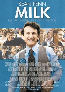 Milk: A Voz da Igualdade - Poster / Capa / Cartaz - Oficial 1