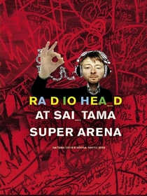 Radiohead At Saitama Super Arena - Poster / Capa / Cartaz - Oficial 1