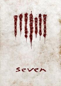 Seven: Os Sete Crimes Capitais - Poster / Capa / Cartaz - Oficial 5