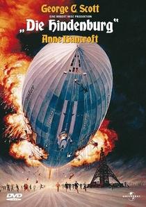 O Dirigível Hindenburg - Poster / Capa / Cartaz - Oficial 5