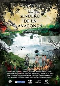 O caminho da anaconda - Poster / Capa / Cartaz - Oficial 2