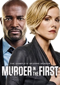 Murder in the First (2ª Temporada) - Poster / Capa / Cartaz - Oficial 1