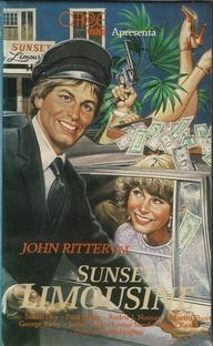 Sunset Limousine - Poster / Capa / Cartaz - Oficial 1