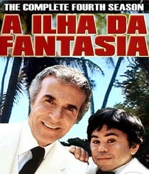 A Ilha da Fantasia (4ª Temporada) - Poster / Capa / Cartaz - Oficial 1