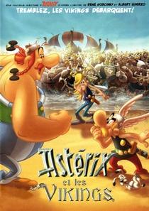 Asterix e os Vikings - Poster / Capa / Cartaz - Oficial 3