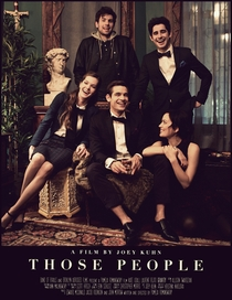 Those People - Poster / Capa / Cartaz - Oficial 2