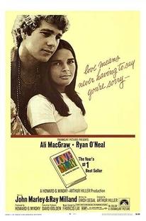 Love Story - Uma História de Amor - Poster / Capa / Cartaz - Oficial 5