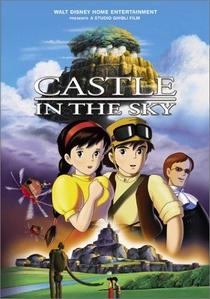 O Castelo no Céu - Poster / Capa / Cartaz - Oficial 6