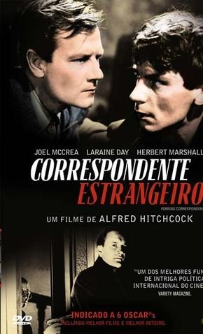 Correspondente Estrangeiro 16 De Agosto De 1940 Filmow