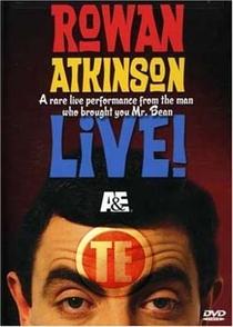 Rowan Atkinson Live - Poster / Capa / Cartaz - Oficial 2