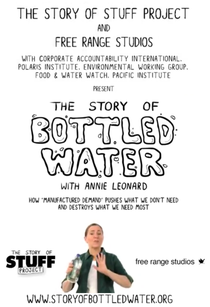 A História da Água Engarrafada - Poster / Capa / Cartaz - Oficial 1