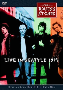 Rolling Stones - Seattle 1997 - Poster / Capa / Cartaz - Oficial 1