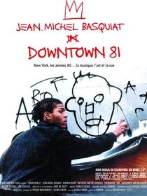 Downtown 81 - Poster / Capa / Cartaz - Oficial 1
