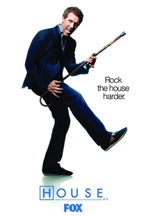 Dr. House: Special Swan Song - Poster / Capa / Cartaz - Oficial 1