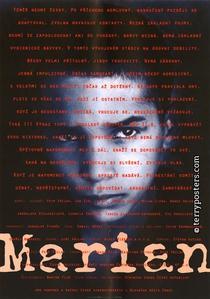 Marian - Poster / Capa / Cartaz - Oficial 1