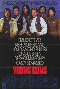 Os Jovens Pistoleiros - Poster / Capa / Cartaz - Oficial 5