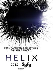 Helix (1ª Temporada) - Poster / Capa / Cartaz - Oficial 2