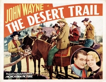 Uma Trilha no Deserto - Poster / Capa / Cartaz - Oficial 5
