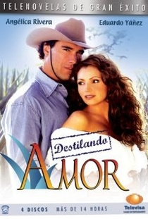 Destilando Amor - Poster / Capa / Cartaz - Oficial 1