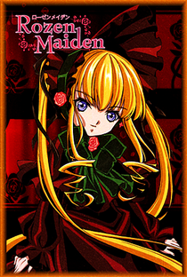 Rozen Maiden (1ª Temporada) - Poster / Capa / Cartaz - Oficial 7