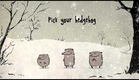Singing Christmas Hedgehogs from Birdbox Studio
