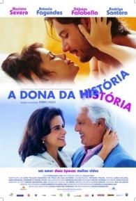 A Dona da História - Poster / Capa / Cartaz - Oficial 1