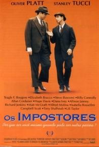 Os Impostores - Poster / Capa / Cartaz - Oficial 1