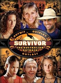 Survivor: The Australian Outback (2ª Temporada) - Poster / Capa / Cartaz - Oficial 1