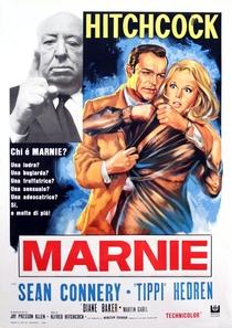 Marnie, Confissões de uma Ladra - Poster / Capa / Cartaz - Oficial 4