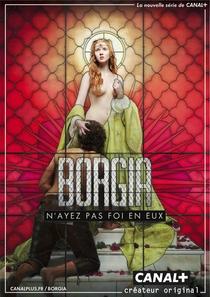 Borgia (2ª Temporada) - Poster / Capa / Cartaz - Oficial 2