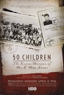 50 Crianças: Missão De Resgate Do Sr. E Sra. Kraus - Poster / Capa / Cartaz - Oficial 1