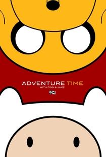 Hora de Aventura (2ª Temporada) - Poster / Capa / Cartaz - Oficial 1