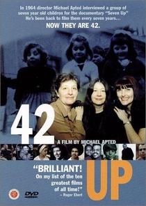 42 Up - Poster / Capa / Cartaz - Oficial 1