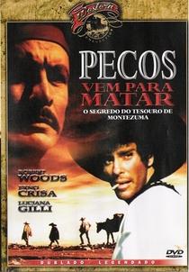 Pecos Vem para Matar - Poster / Capa / Cartaz - Oficial 1