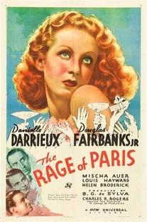 A Sensação de Paris - Poster / Capa / Cartaz - Oficial 2