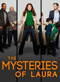 Os Mistérios de Laura  (1ª Temporada) - Poster / Capa / Cartaz - Oficial 1