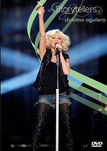 Christina Aguilera - VH1 Storytellers Especial - Poster / Capa / Cartaz - Oficial 1