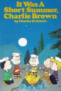 Foi um Curto Verão, Charlie Brown - Poster / Capa / Cartaz - Oficial 1