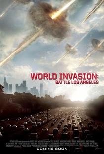 Invasão do Mundo: Batalha de Los Angeles - Poster / Capa / Cartaz - Oficial 5
